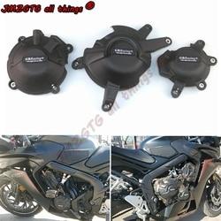Motorfietsen Motor Cover Bescherming Case Voor Case Gb Racing Voor Honda CBR650F CB650F CBR650R CB650R Engine Covers Protectors