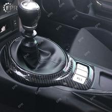 Карбоновая внутренняя отделка для BRZ FT86 GT86 карбоновая Шестерня объемного звучания(RHD) обвес для FT86 BRZ Racing