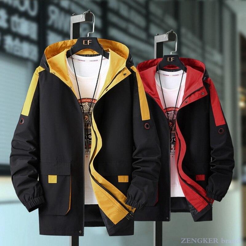 170kg spring and autumn large size jacket men plus fat increase thin windbreaker jacket tide fat oversized camouflage 10xl