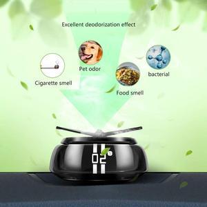 Ambientador de coche con energía Solar, fragancia de Perfume, difusor de Aroma automático, aromaterapia, panel sólido, soporte de Perfume, nebulizador