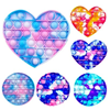 Hot Push Bubble  Fidget Toys Adult Stress Relief scuichie Toys  Antistress Soft  AntiStress Squishy Gift Anti-Stress Box
