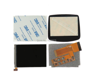Image 5 - LCD V2 Screen Replacement Kits for Nintend GBA backlight lcd screen 10 Levels High Brightness IPS LCD V2 Screen For GBA Console