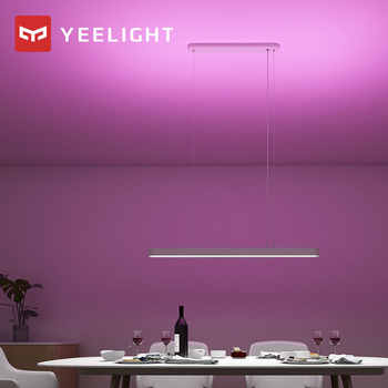 YEELIGHT Smart moderne pendentif plafonniers LED éclairage intérieur lumière réglable Ra95 1800lm App contrôle pour salle à manger cuisine