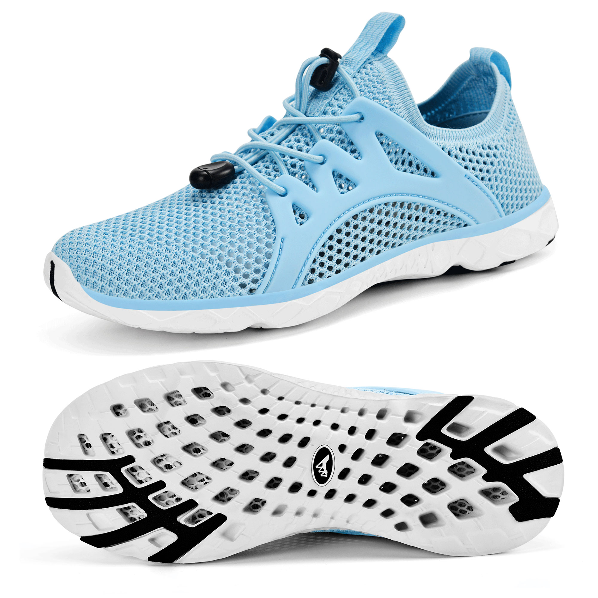 Summer Unisex Men/Women Breathable Mesh Sneakers Shoes Outdoor Sport Beach Quick Dry Running Shoes