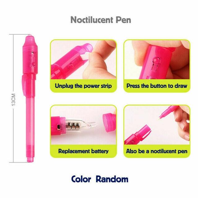 Noctilucent Pen