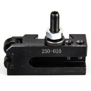 Image 2 - Promotion! 1 Set Steel Tool Post Set Universal Parting Blade Tool Holder For Mini Lathe