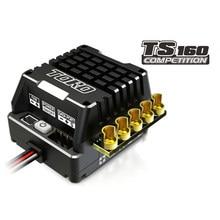 Skyrc toro ts160a sensored esc sem escova para rc 1/10 1/8 carro rc acessórios do carro