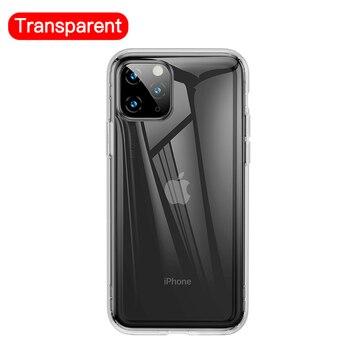 Transparent Soft iPhone 11 Pro Case