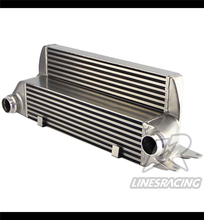 цена на Tuning Performance Intercooler Fits For BMW 525d 530d 535d E60/E61 04-10 635d E63/E64 06-10 Black / Silver