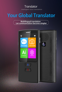 Image 3 - Voice translator 2.4 Inch Screen Photo translation Smart Translator 82 Multi language Global Travel translator