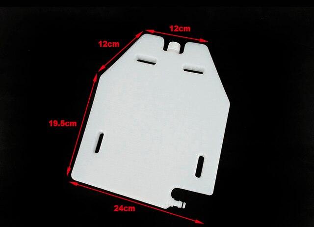 Panneau deau de caisse dhydratation de stockage dhydrogène de coupe de plaque de TMC 1.5L pour le gilet tactique de transporteur de plaque dassaut de Combat Molle JPC CPC AVS