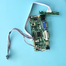 For CLAA133WA01A Panel 13 3 Controller board 1366X768 LCD monitor LED display kit 40pin Screen VGA