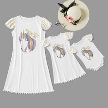 Mom and daughter clothes  mommy me dress matching CHD20270