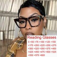 2021 quadrat Computer Brille Vintage Anti Blau Licht Presbyopie Lesebrille Männer Frauen Luxus Marke Designer Brillen Rahmen