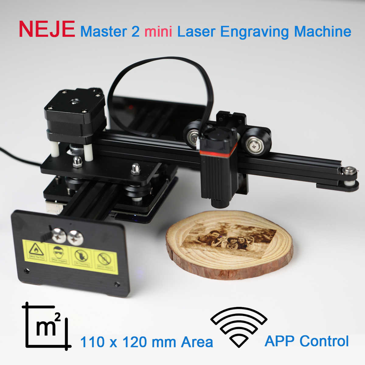 5500MW Laser Graviermaschine USB Gravur CNC 3018PRO Gravurmaschine DIY NEU DHL