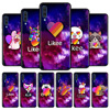 Case For Samsung Galaxy A50 A70 A10 A30 A20e A20s A10s A40 A90 A10e A80 A60 A70s A50s A30s A20 Likee Funny Cat Bear Love Heart