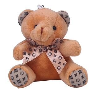 1 шт. Горячие 10 см Kawaii маленькие плюшевые мишки плюшевые игрушки мягкие животные пушистые мишки куклы мягкие детские игрушки