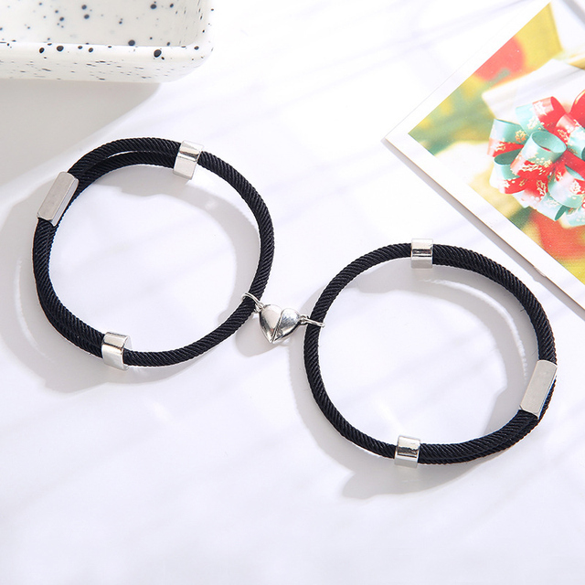 Bracelet de promesse couple