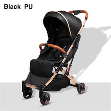 Baby Stroller Folding Light Carriage Newborn Lie 4-Seasons Can-Sit Delivery Free-High-Landscape