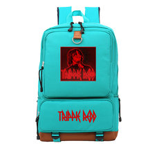 Trippie redd (trippie) male and female student backpack laptop