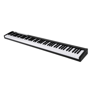Image 5 - 88鍵ピアノポータブルデジタル電子コントローラピアノの鍵盤タッチ敏感ミディ/usb電気ピアノとキャリーバッグ
