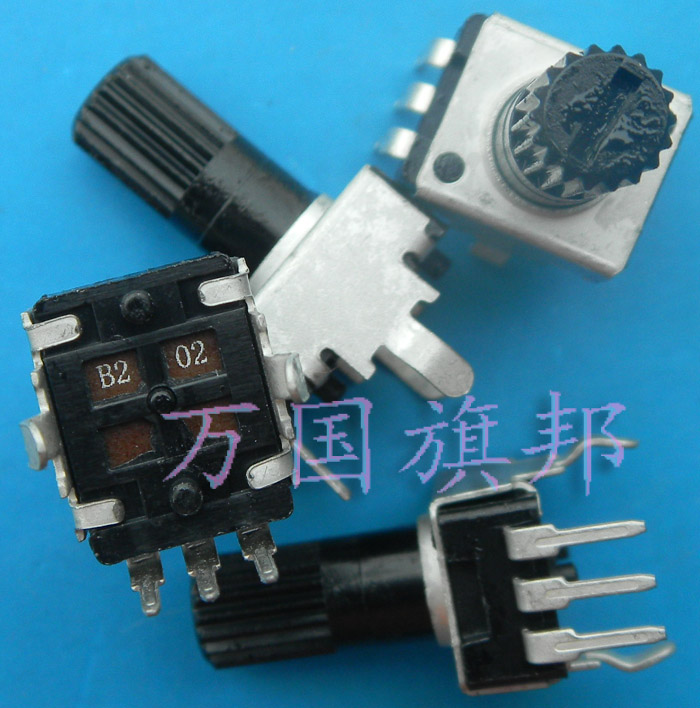 Бесплатная доставка. Тип R0902N 09 год 0932 регулируемый потенциометр B2K B202 2 K вертикальный