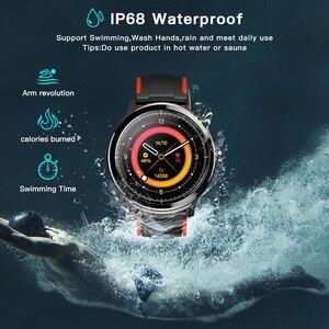 """Image 3 - KOSPET Sonde Smart Uhr 1.3 """"Full Touch Screen IP68 Wasserdicht Schwimmen Sport Smartwatch Herz Rate Blut Sauerstoff Monitor Uhr"""