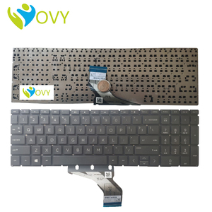 В наличии OVY US клавиатура для ноутбука HP Pavilion 15 DA 15-DA 15-DB 15-DX 15-DR 250 255 G7 15-DA00 p/n: 6037B0146401 HPM17K5
