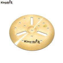 Китайская тарелка для барабана kingdo kec series b20 ручная