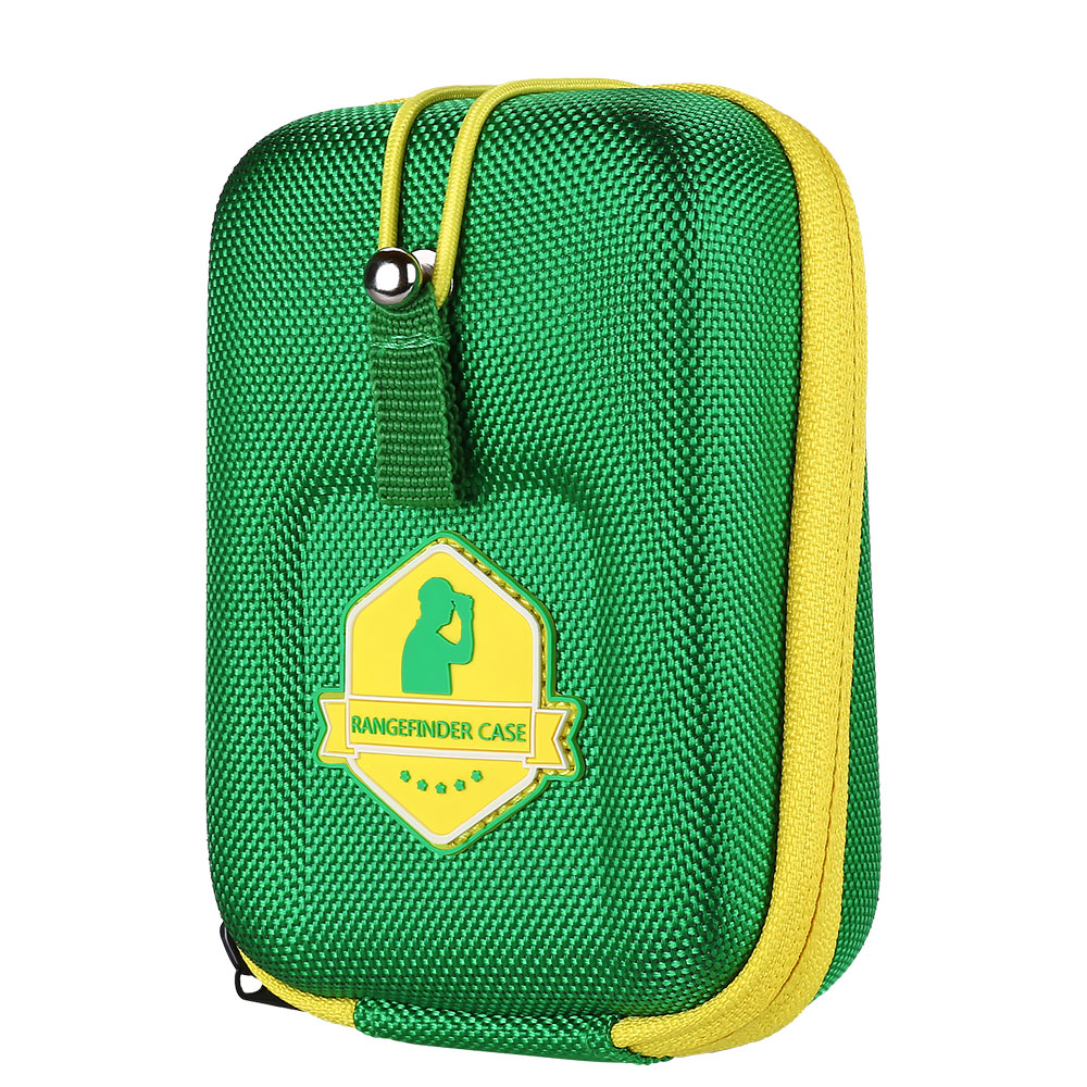 Boblov golf rangefinder caso eva capa dura para tectectec nikon callway rangefinders Sac. golfe     - title=