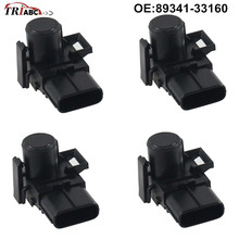 89341-33160 PDC Park sensor For Toyota LAND CRUISER CAMRY COROLLA LX570 M.Y New Anti Radar Detector Distance Control 4pcs/lot
