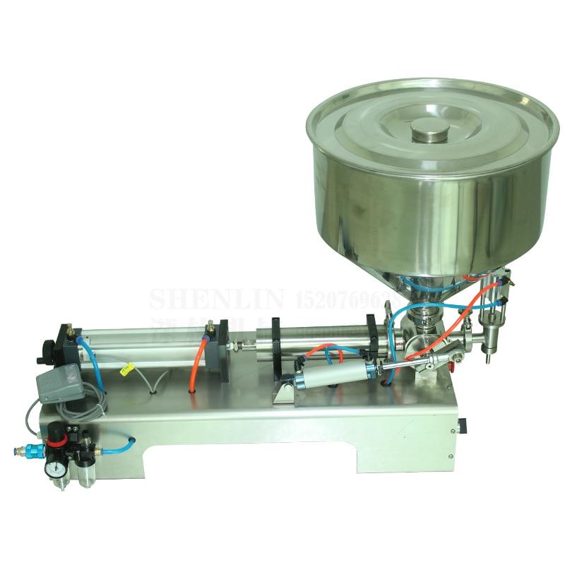 SHENLIN G1 nerezová horizontální pneumatická pasta automatická - Elektrické nářadí - Fotografie 3