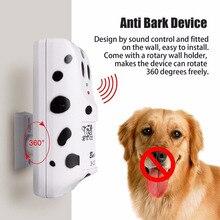 Ультразвуковой стоп-контроль Собака Анти лай без лай Глушитель вешалка тренировочное устройство DC112
