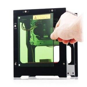 Image 2 - 多機能1000/2000/3000 5mwのプロフェッショナルミニcncレーザー彫刻カッター彫刻デスクトップ木材カット機ルータ家庭用