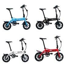 14EF Velocity Metropolis Electrical Bike 14 inch aluminum alloy e bike small measurement for grownup