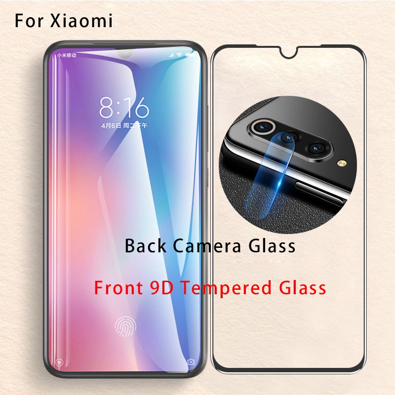 <font><b>Camera</b></font> Tempered Glass for <font><b>Xiaomi</b></font> <font><b>Mi</b></font> 9 <font><b>9T</b></font> Pro 9D Phone Lens Protective Glass for <font><b>Mi</b></font> Play F1 Screen <font><b>Protector</b></font> for <font><b>Mi</b></font> 8 SE Lite image