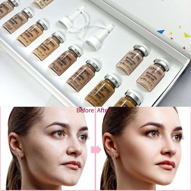 Bb creme brilho anti-envelhecimento soro meso branco brilho hidratante nude natural corretivo pele compõem cc fundação starter kit