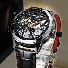 Haiqin 2020 мужские часы Топ бренд Роскошные автоматические