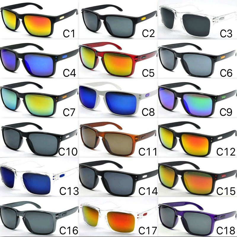 Fashion Classic Square Sunglaases Men Women Sport Outdoor Driving Fishing 9102 O Sun Glasses UV400  Brand Designer