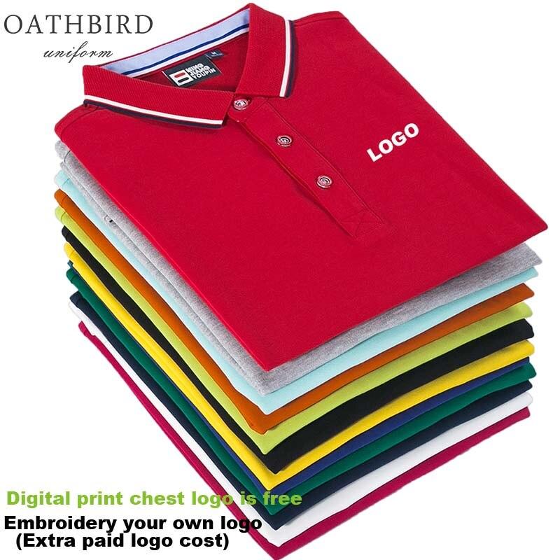 Atacado unisex design personalizado polo camisa com bordado seu próprio logotipo da empresaPolo