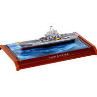 1/1600Scale Aircraft Carrier Ship Navy Liaoning Battleship Warship Model Toy Model Alloy Metal Model F Collection Kids Souvenir