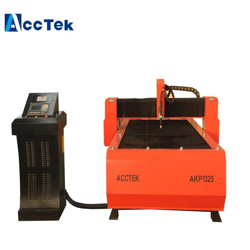 1300*2500mm CE Certification Plasma Cutting Machine/Professional Manufacturer AccTek Plasma Cutting Machine