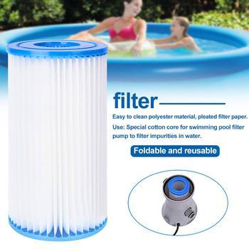 Pompa do basenu wkład do filtra łatwy zestaw nad ziemią filtr zamienny wkład do filtra typ A C tanie i dobre opinie CN (pochodzenie)