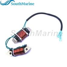 855944T01 Lichtmaschine Spule für Mercury Mariner Außenbordmotor 8HP 9,9 HP Boot Motor