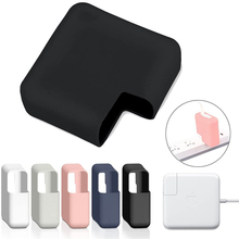 Charger-Protector-Cover Power-Adapter A2141 A1990 Silicone Macbook Pro Case-Guard 15inch