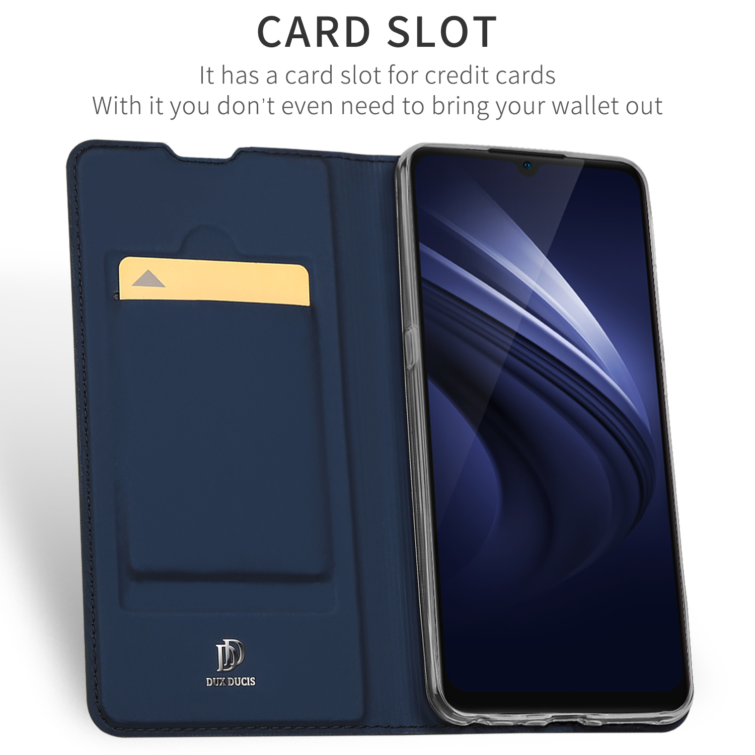 Flip Case For ViVO S1 IQOO NEO PU Leather TPU Soft Bumper Protective Card Slot Holder Wallet Stand Cover Mobile Phone Bag in Flip Cases from Cellphones Telecommunications