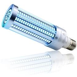 2020 Newest 60W UV Germicidal Lamp UVC LED Light Bulb E26 E27 Base Ozone Free UVC Ultraviolet Corn Bulb Disinfection Sterilizer