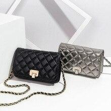 купить Square Women Bag Pu Leather Shoulder Bag High Quality Crossbody Bags for Women Luxury Tote Handbag Bolsa Feminina дешево