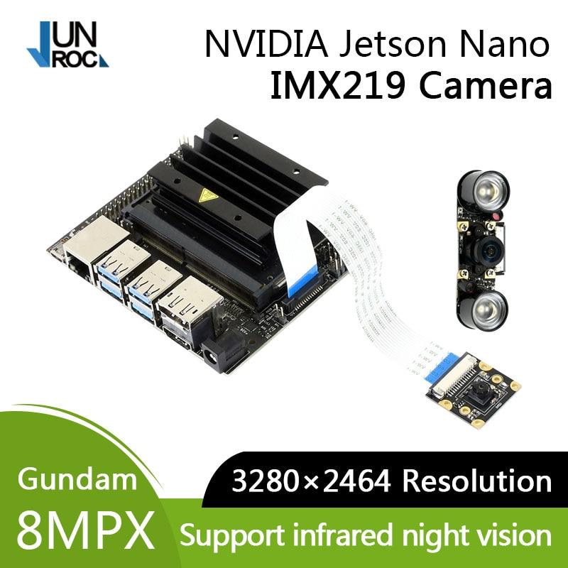 IMX219 Camera 77/120/160/200° FOV IR Camera Applicable For Jetson Nano