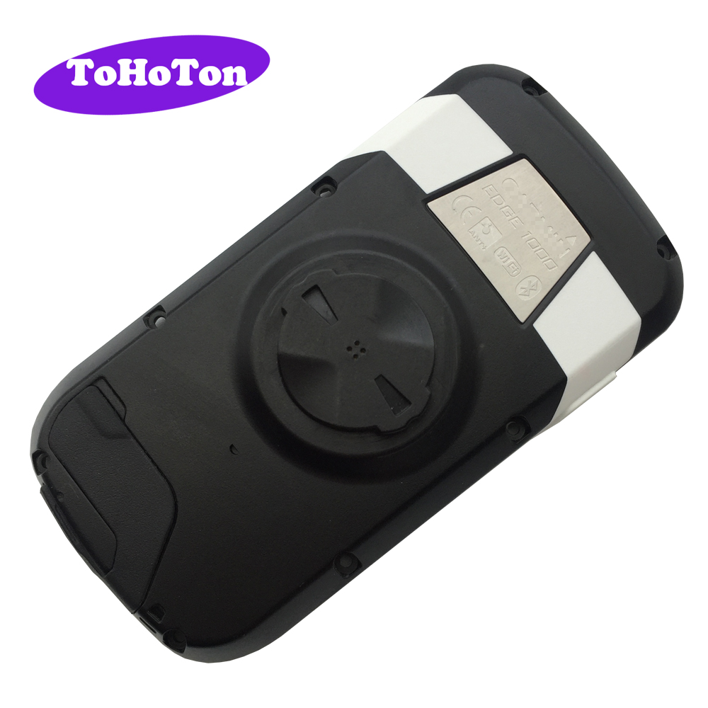 Оригинальный аккумулятор с задней крышкой для Garmin Edge 1000, задний Чехол с разъемом для зарядки литий-ионного аккумулятора